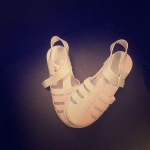 Women American Apparel Jelly Sandals On Poshmark